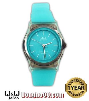 Đồng hồ đeo tay Nam-Nữ Q&Q VQ04J008Y chính hãng Citizen