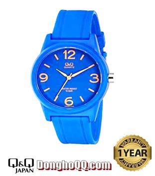Đồng hồ đeo tay Nam-Nữ Q&Q VR315J014Y chính hãng Q&Q Citizen