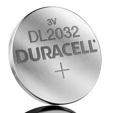 Pin 3V Lithium Duracell DL2032/ CR2032 chính hãng