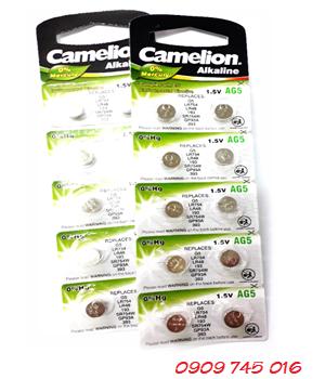 Camelion AG5, Pin 1.5v Camelion AG5 chính hãng Made in China (Vỉ 2 viên)