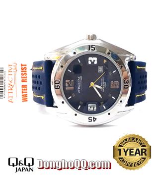 DB00J315Y; Đồng hồ nam Q&Q Attractive DB00J315Y Q&Q Japan| CÒN HÀNG