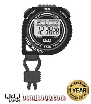 HS48J002Y, Đồng hồ bấm giây Q&Q HS48J002Y chính hãng